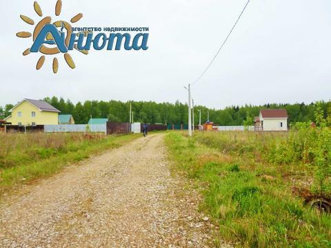 Продается участок в коттеджном поселке Верховье Калужской области - Фото 4