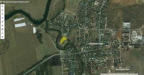 40 сот. под ИЖС у реки, г.Домодедово - Фото 2