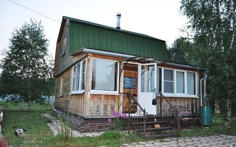 Дача из бруса 70 кв.м. на 10 сот. у леса, д.Финеево СНТ Финеево - Фото 5