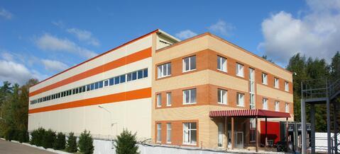 Сдается складской корпус 1276 кв.м с офисами и собственной территорией - Фото 2