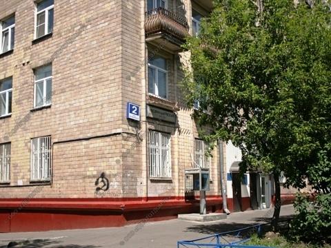 Продажа квартиры, м. Спортивная, Ул. Мосфильмовская - Фото 2