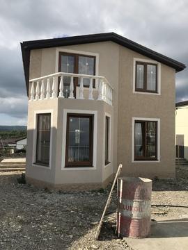 Новый дом 125 м2 - Фото 1