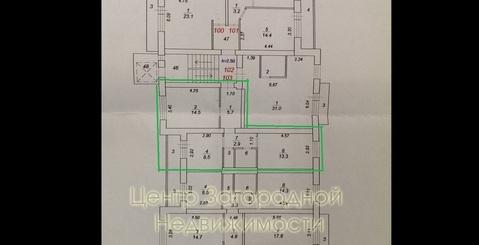 Двухкомнатная Квартира Область, улица Новослободская, д.12, Новокосино . - Фото 3