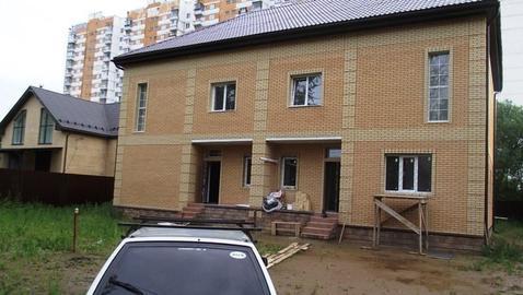 Дом 210 кв.м, Участок 5 сот. , Боровское ш, 12 км. от МКАД. - Фото 1