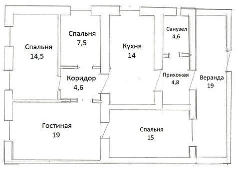 Дом в пос.Зональном по ул.Приволжская - Фото 1