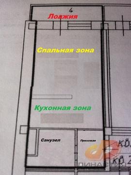 Квартира в новом кирпичном доме в стяжке с документами