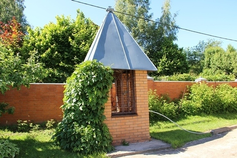 Продаю дом, земельный участок 13 соток в д. Скулино на первой линии от - Фото 4