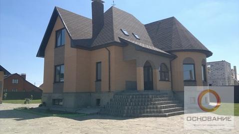 Двухэтажный коттедж с гостевым домом - Фото 3