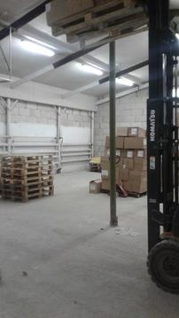 Сдаётся отапливаемое складское помещение 200 м2 - Фото 2