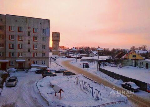 Продажа квартиры, Городец, Городецкий район, Ул. Речников - Фото 1