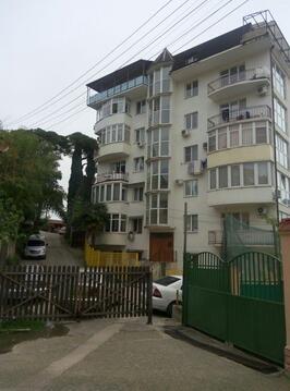 3 ком. в центральном районе Сочи с евроремонтом - Фото 1