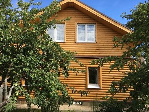 Зимний двухэтажный дом, пос.Молосковицы, Волосовский район - Фото 2
