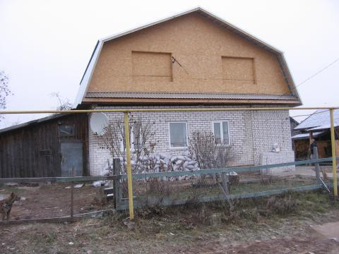 Дом кирпичный в г. Балахне (Ванята), Продажа домов и коттеджей в Балахне, ID объекта - 501353845 - Фото 1