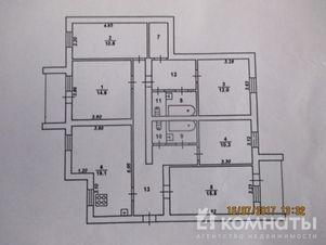 Продажа квартиры, Воронеж, Ул. Паровозная - Фото 1