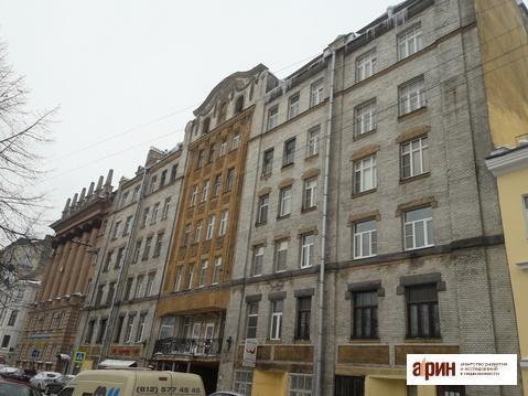 Продажа комнаты, м. Чернышевская, Ул. Гангутская - Фото 1