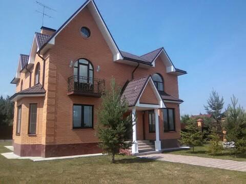 Продаётся 2-х этажный дом д.Белоусово. 54 км Киевского шоссе - Фото 2
