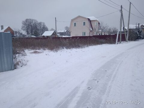 Участок 9 соток ИЖС, Москва - Фото 4