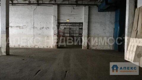 Аренда помещения пл. 1000 м2 под склад, Мытищи Ярославское шоссе в . - Фото 3