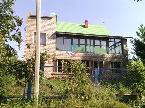 Дом в д. Лекаревке - Фото 1