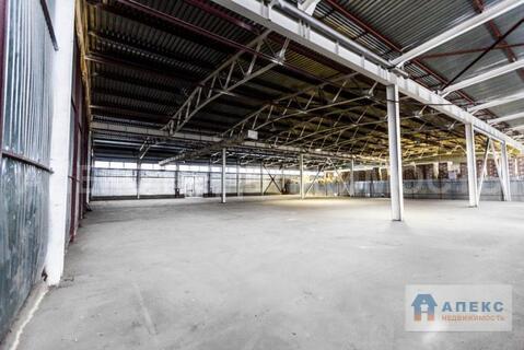 Аренда склада пл. 470 м2 м. Юго-Западная в складском комплексе в . - Фото 3