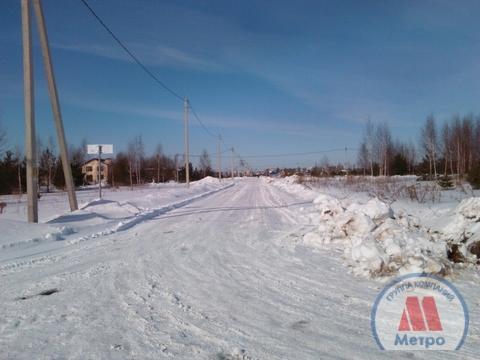 Земельные участки, Васильковые поля, Уютный пер, д.1 - Фото 3