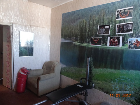 Продаётся двух комнатная квартира - Фото 1