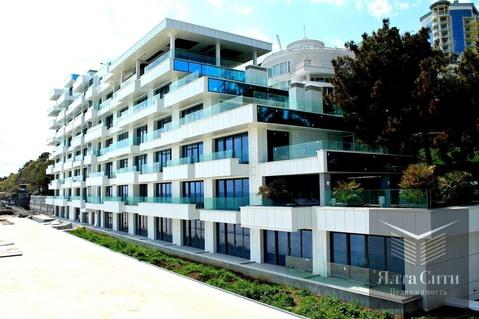 Апартаменты у кромки моря, Приморский парк города Ялта - Фото 3