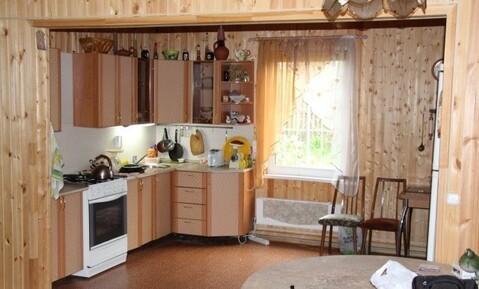Дом с Гаражом и Баней, Газ, д. Курганиха - Фото 2