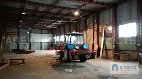 Аренда помещения пл. 458 м2 под склад, автосервис, производство Мытищи . - Фото 2