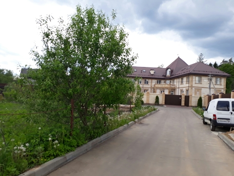 Киевское ш 20 км от МКАД, участок 9 соток, кп Полесье , Брехово ЗАО юв - Фото 4