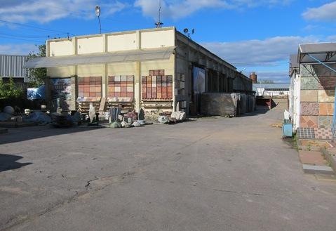 Продается промышленная база в Немчиновке на участке 1,25 Га . - Фото 1