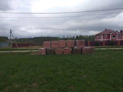 Участок для ИЖС с баней и стройматериалами для строительства дома - Фото 4