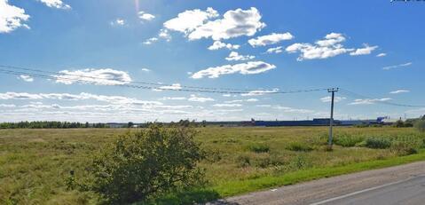 Участок 7,6 Га на 1-й линии для производства вблизи г.Чехов - Фото 2
