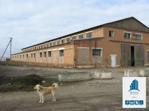 Производственно-складской комплекс Кореновск - Фото 1