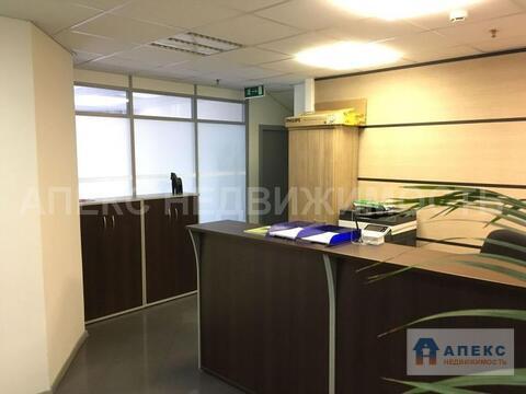 Аренда офиса 1242 м2 м. Проспект Мира в бизнес-центре класса В в . - Фото 3