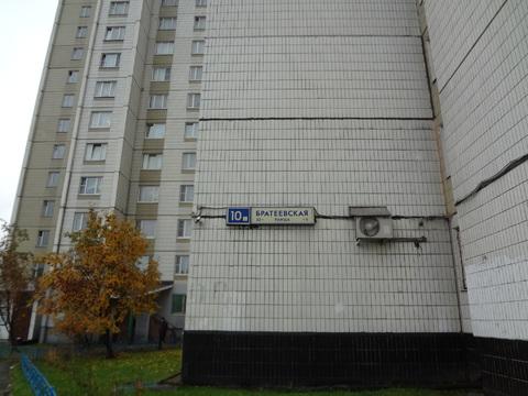 Продается 3-х комнатная квартира ул.Братеевская д.10 корп.1. - Фото 2