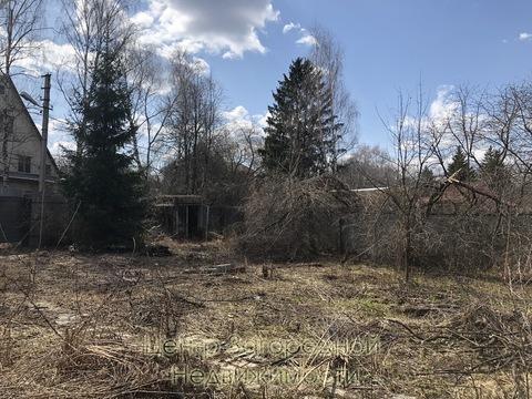 Участок, Щелковское ш, Ярославское ш, 16 км от МКАД, Загорянский пгт. . - Фото 1