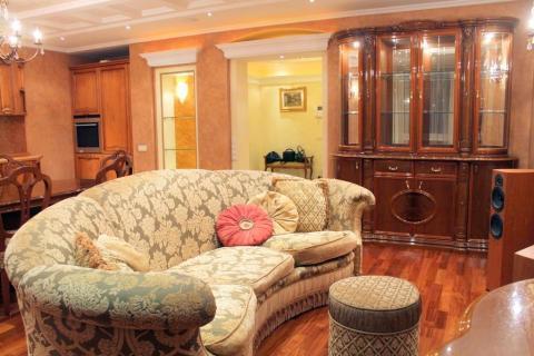 Сдаю 3к.кв. ул.Генкиной, элитная обстановка, итальянская мебель. Центр - Фото 1