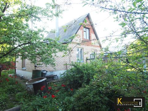 Купи кирпичный дом в деревне Цибино ИЖС, газ, баня, гараж - Фото 1