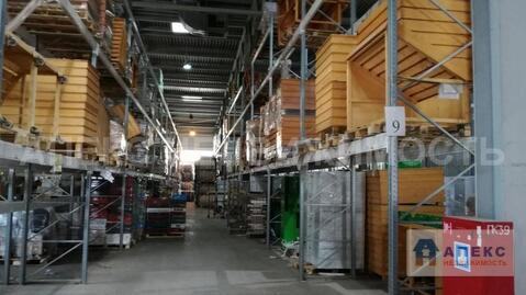 Аренда помещения пл. 1728 м2 под склад, Мытищи Ярославское шоссе в . - Фото 1