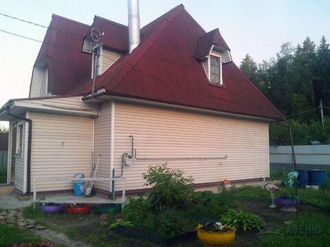 Двухэтажная дача площадью 116 кв.м на участке 6 соток в обжитом СНТ . - Фото 2