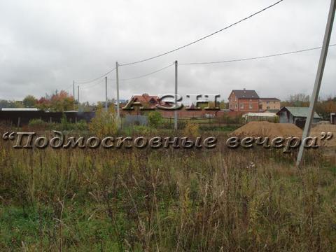 Новорижское ш. 38 км от МКАД, Павловское, Участок 12 сот. - Фото 2