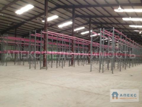 Продажа помещения пл. 7280 м2 под склад, аптечный склад, участок . - Фото 1