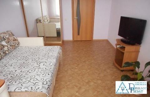 Комната в 2-й квартире в Люберцах,115-й квартал, 17мин пешком до метро - Фото 1