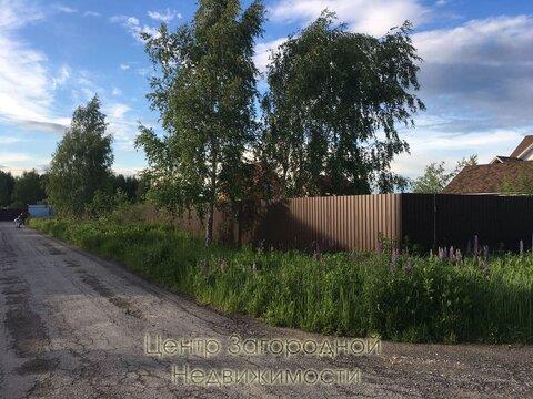 Участок, Горьковское ш, Щелковское ш, 26 км от МКАД, Монино, СНТ . - Фото 2