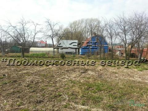 Каширское ш. 8 км от МКАД, Федюково, Участок 7 сот. - Фото 1