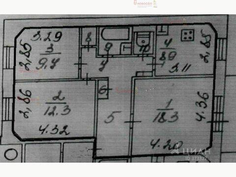 Продажа квартиры, Первоуральск, Ул. Крылова - Фото 1