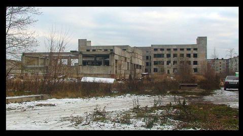 Объект незавершенного строительства на участке 1,95 Га в г. Тейково - Фото 3