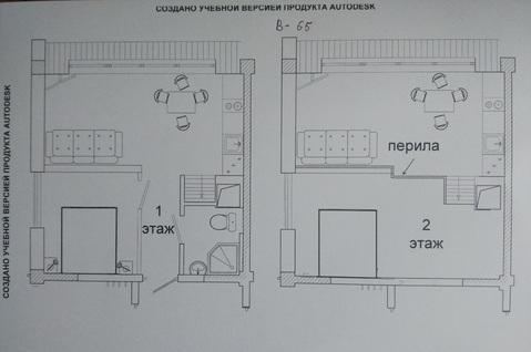 Видовая квартира в Дарсан- паласе - Фото 2
