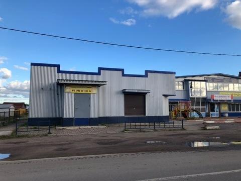 Продам здание в Тосненском районе - Фото 1